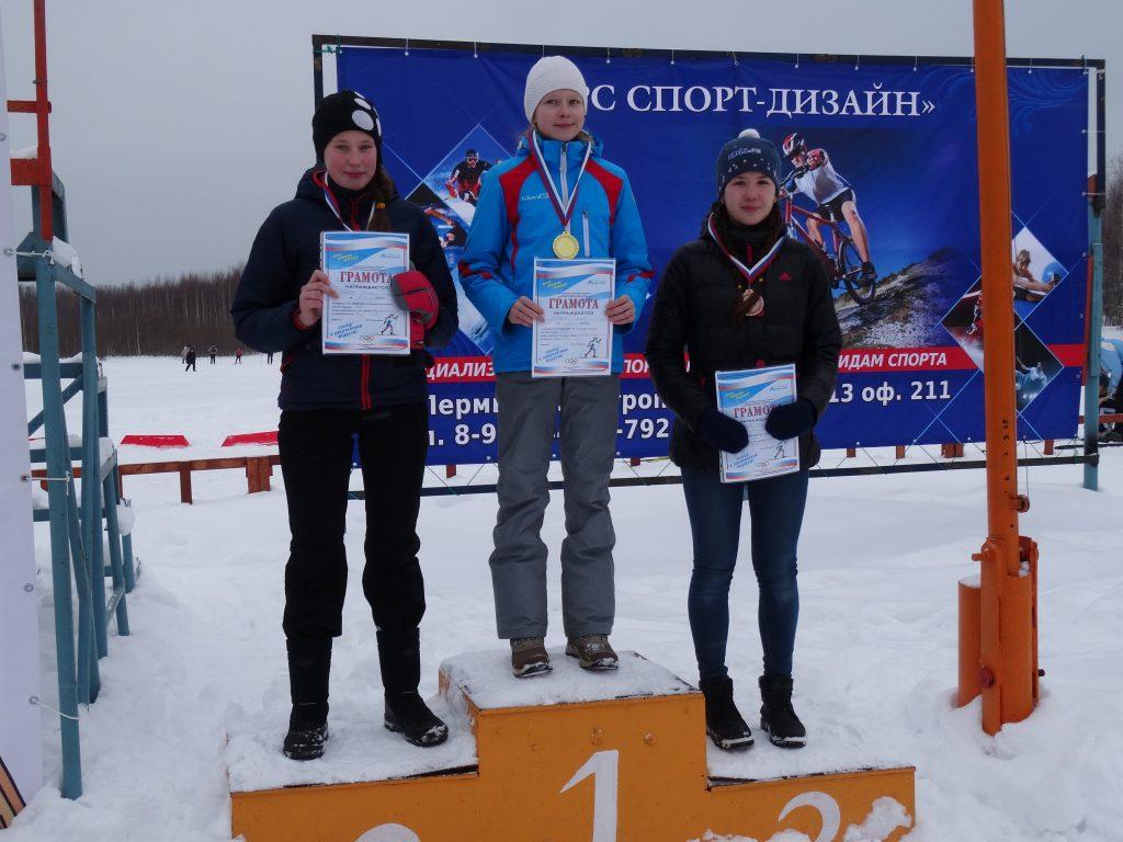 первенство СДЮШОР по лыжным гонкам
